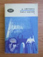 George Calinescu - Bietul Ioanide (volumul 1)