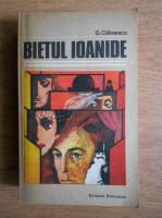 Anticariat: George Calinescu - Bietul Ioanide