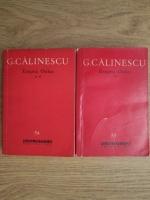 George Calinescu - Enigma Otiliei (2 volume)