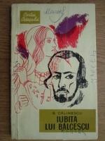 George Calinescu - Iubita lui Balcescu