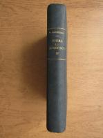 George Calinescu - Opera lui Mihai Eminescu (volumul 4, 1936)