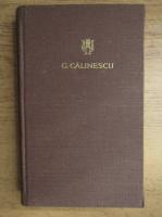 Anticariat: George Calinescu - Opere (volumul 17)