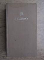 Anticariat: George Calinescu - Opere (volumul 7)