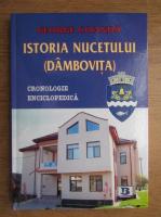 Anticariat: George Coanda - Istoria Nucetului, Dambovita. Cronologie enciclopedica