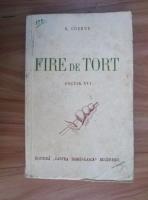 George Cosbuc - Fire de tort (1944)