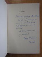 Anticariat: George Dinizvor - Pururea. Cantarea limbii si tarii Dacilor (cu autograful autorului)