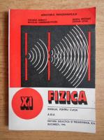 George Enescu, Nicolae Gherbanovschi - Fizica, manual pentru clasa a XI-a