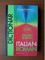 Anticariat: George Lazarescu - Dictionar Italian-Roman (14.000 cuvinte)