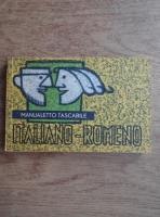 George Lazarescu - Ghid de conversatie italian-roman. Manualeto tascabile italiano-romeno