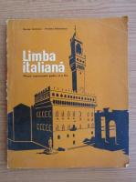 George Lazarescu - Limba italiana. Manual experimental pentru clasa a II-a (1972)