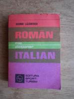 Anticariat: George Lazarescu - Mic dictionar roman-italian