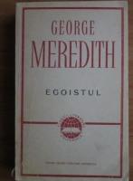 Anticariat: George Meredith - Egoistul