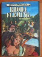 George Meredith - Rhoda Fleming