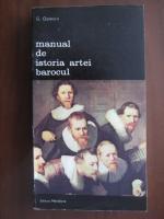 George Oprescu - Manual de istoria artei. Barocul