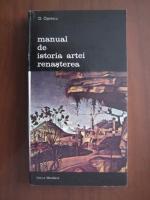 George Oprescu - Manual de istoria artei. Renasterea