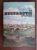 George Potra - Din Bucurestii de altadata