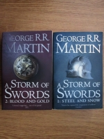 George R. R. Martin - A storm of swords (2 volume)
