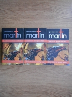 George R. R. Martin - Dansul dragonilor (3 volume)