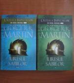 George R. R. Martin - Iuresul sabiilor (2 volume)
