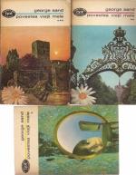 Anticariat: George Sand - Povestea vietii mele (3 volume)