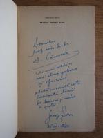 Anticariat: George Sovu - Dragul nostru Alex (cu autograful autorului)