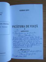 Anticariat: George Sovu - Picatura de viata (cu autograful autorului)