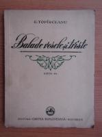 George Topirceanu - Balade vesele si triste (1943)