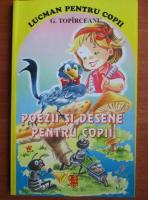 George Topirceanu - Poezii si desene pentru copii