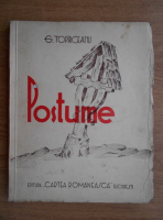 George Topirceanu - Postume