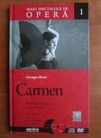 Georges Bizet - Carmen (cu doua CD-uri)