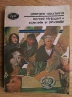 Anticariat: Georges Courteline - Domnii hartogari. Scenete si povestiri