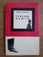 Anticariat: Georges Courteline - Scrieri alese
