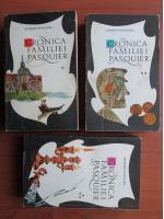 Georges Duhamel - Cronica familiei Pasquier (3 volume)