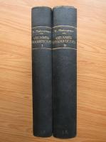 Anticariat: Georges Duval - Oeuvres dramatiques de William Shakespeare (2 volume, 1927)
