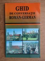 Georges Popps - Ghid de conversatie roman-german