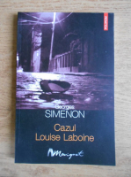 Anticariat: Georges Simenon - Cazul Louise Laboine