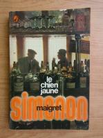 Anticariat: Georges Simenon - Le chien jaune