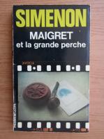 Anticariat: Georges Simenon - Maigret et la grande perche