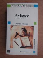 Georges Simenon - Pedigree