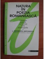 Anticariat: Georgeta Antonescu - Natura in poezia romaneasca