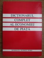 Anticariat: Georgeta Buse - Dictionarul complet al economiei de piata