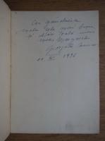 Georgeta M. Cancicov - Un vis (exemplarul R din tirajul de 20 de exemplare numerotate A-T, cu autograful autoarei, 1936)