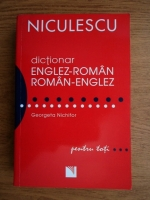 Georgeta Nichifor - Dictionar englez-roman, roman-englez pentru toti