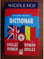 Georgeta Nichifor - Dictionar Englez-Roman, Roman-Englez