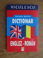 Anticariat: Georgeta Nichifor - Dictionar englez roman