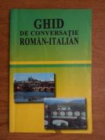 Anticariat: Georgeta Popescu Senas - Ghid de conversatie roman-italian