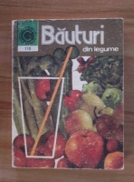 Anticariat: Georgeta Septilici - Bauturi din legume