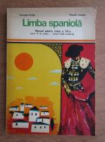 Georgeta Vantiu, Claudia Samoila - Limba spaniola. Manual pentru clasa a VII-a (1976)