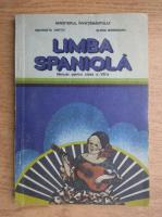 Georgeta Vantiu - Curs de limba spaniola, Manual penru clasa a VIII-a