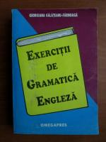 Georgiana Galateanu-Farnoaga - Exercitii de gramatica engleza